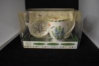 Tea for One set Butterfly Meadow