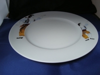Dinerbord Picasso
