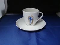 Espresso kop en schotel Picasso