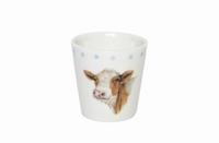 Eierdop Happy Cow