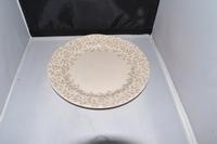 Dinerbord Henry Bassinger ivoor