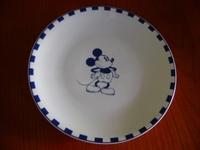 Gebaksbordjes/ dessert bordjes Mickey