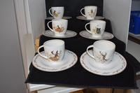 Koffie kop en schotel Mads Stage wild