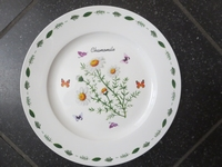 Dinerbord Chamomile Butterfly Meadows