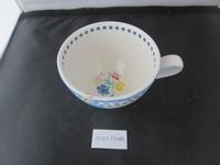 Cappuccino Cup Olivia Flora Castle