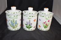 Kruidenpotjes Rosemary, Sage, Thijm Butterfly Meadow