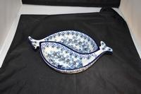 Bowl Fish shaped Wintergarden Bunzlau Castle