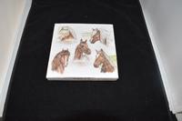 Paarden servetten