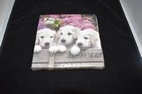 Little Puppies servetten
