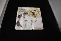 Dog servetten