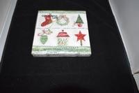 Christmas Accessories servetten