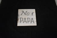 No 1 Papa Onderzetter